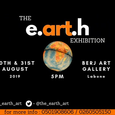 The E•ART•H Exhibition
