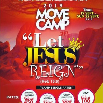 MOVE CAMP 2019