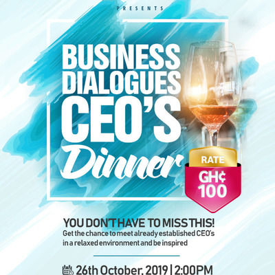 The Business Dialogues-CEO's Dinner