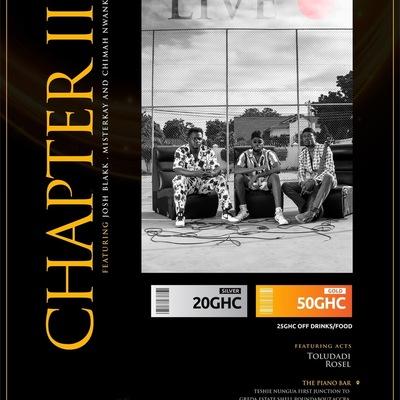 CHAPTER III, LIVE