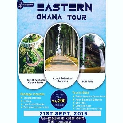 Eastern Ghana Tour