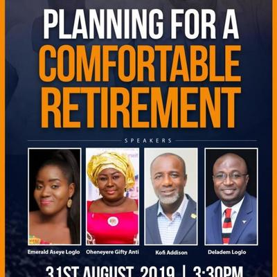 Planning For a Comfortable Retirement