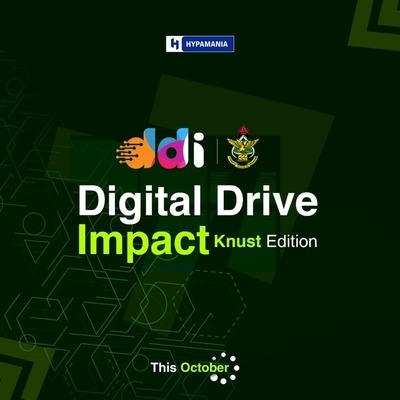 Digital Drive Impact - DDI - KNUST Edition
