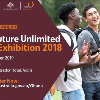 Australia Future Unlimited Education Exhibition 2019 - Accra
