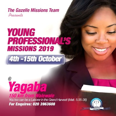 Young Professionals' Missions 2019