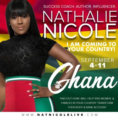 GHANA INCOME|IMPACT|INSPIRE