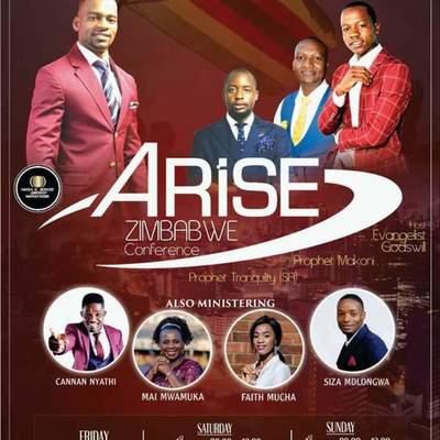 Arise Zimbabwe Conference