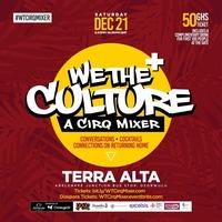 We the Culture: A CirqMixer