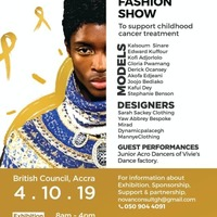 Save A Child Fundraiser Fashion Show