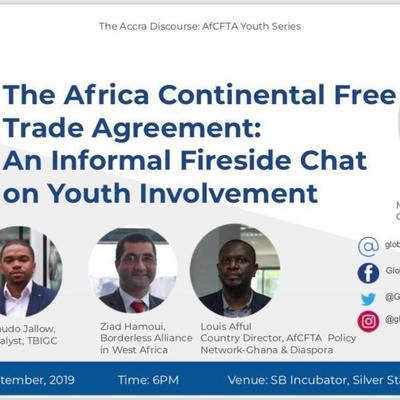 The AfCFTA: An Informal Fireside Chat on Youth Involvement