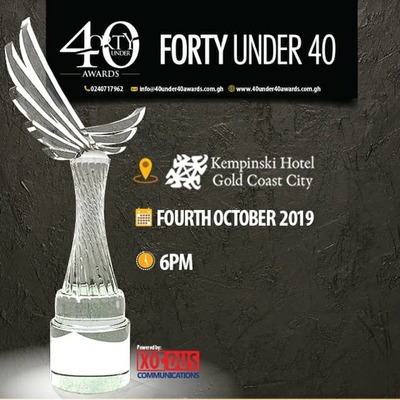 Forty Under Forty Awards