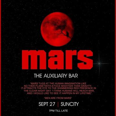 MARS (The  New Moon)