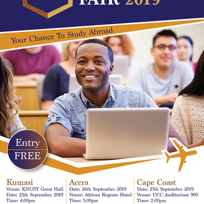 Come Study Int. Education Fair 2019
