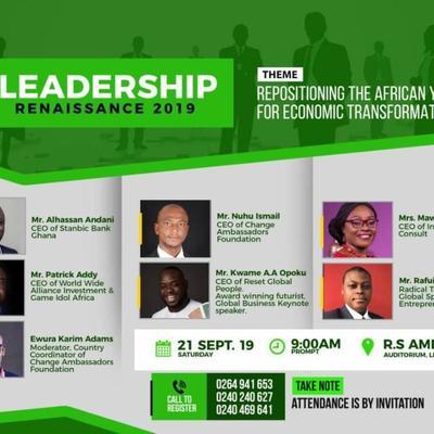 LEADERSHIP RENAISSANCE 2019