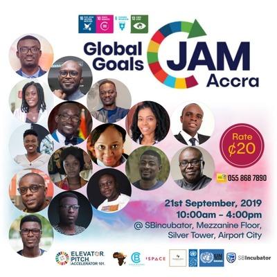 Global Goals Jam Accra
