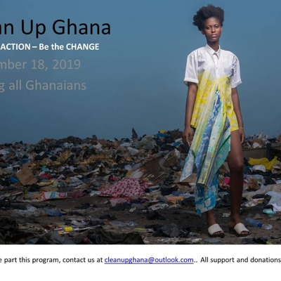 Clean Up Ghana Trip