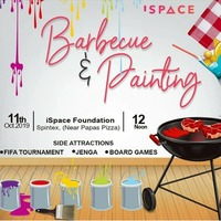 Barbecue & Painting
