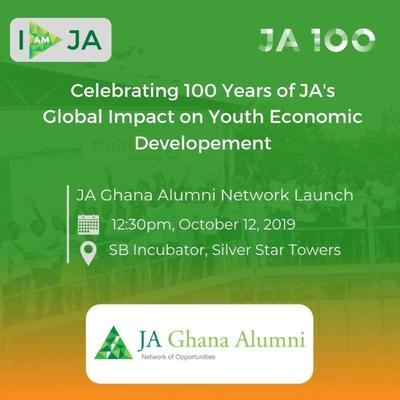 JA Ghana Alumni Network Launch