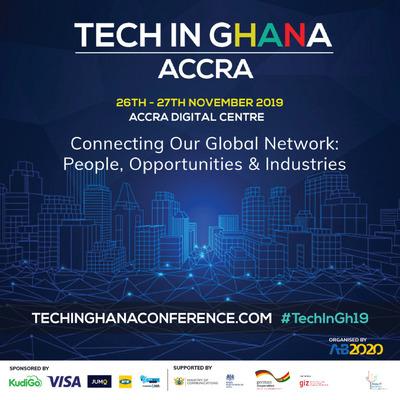 Tech in Ghana Accra 2019