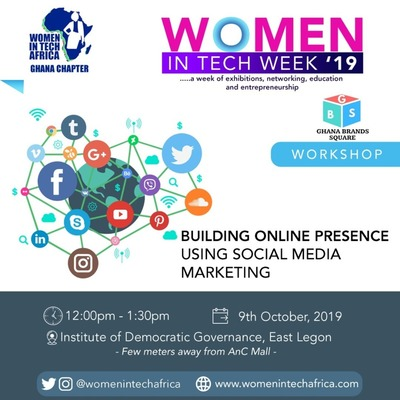 Building an Online Presence using Social Media Mar