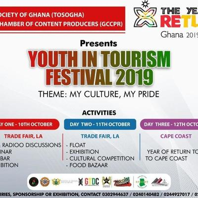 Youth in Tourism Festival 2019 (YOTOFEST, 19)