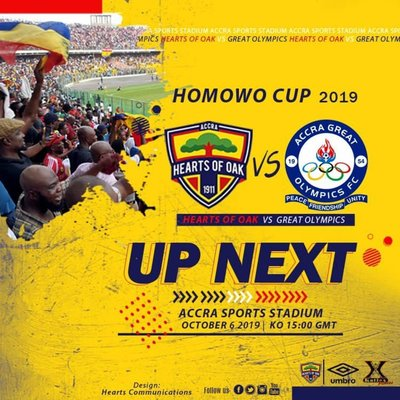 Homowo Cup Nation 2019