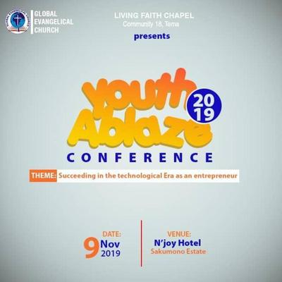 Youth Ablaze Conference 2019