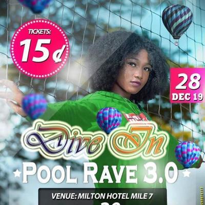 Dive In Pool Rave