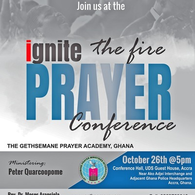 Ignite the Fire Prayer Conference