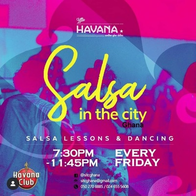 Salsa In The City
