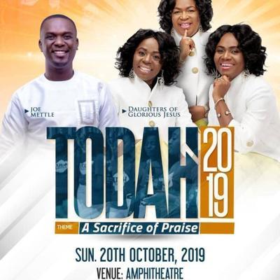 TODAH PRAISE 19