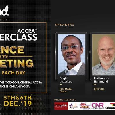 The Masterclass Accra