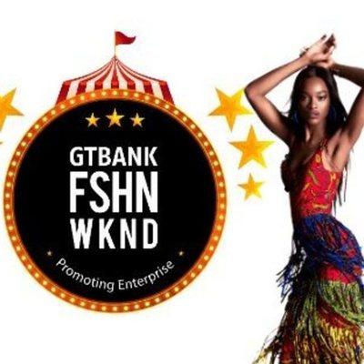 2019 GTBank Fashion Weekend