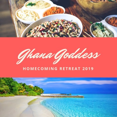 Ghana Goddess Retreat 2019