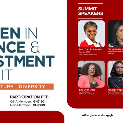 Women in Finance & Investment Summit