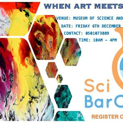 Science Barcamp: When Art Meets Science