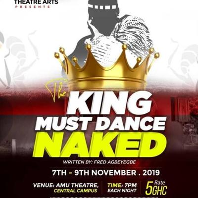 The King Must Dance Naked