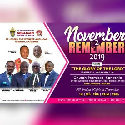 November2Remember 2019