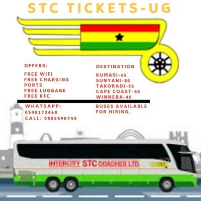 STC TICKETS-UG