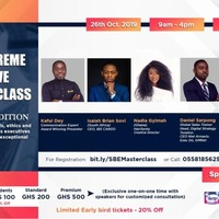 THE SUPREME BUSINESS EXECUTIVE MASTERCLASS