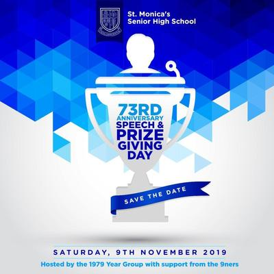 St. Monica's 73rd Anniversary Speech & Prize Giving Day Ceremony