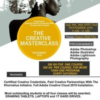 Digital Creative Masterclass