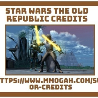 The Star wars the old republic credits  Chronicles