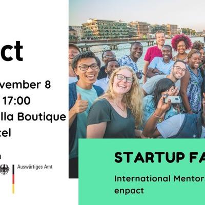 Startup Fair by enpact