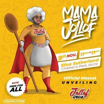 Mama Jollof