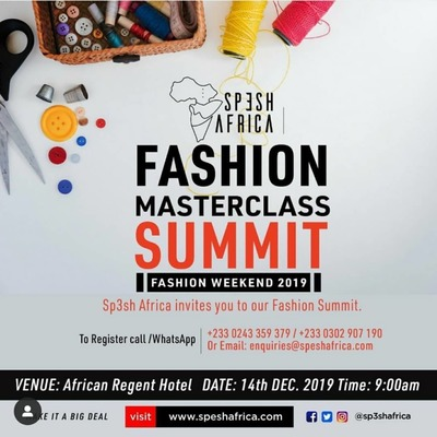 Fashion Master Class Summit