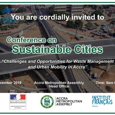 Conference on Sustainable Cities
