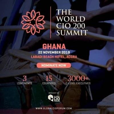 The World CIO Summit (Ghana)