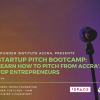Startup Pitch Bootcamp: Learn to Pitch from Top Entrepreneurs