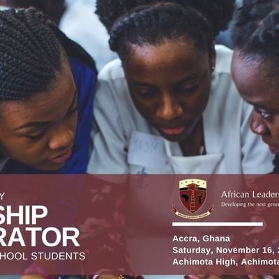 Leadership Accelerator for Exceptional High School Students - Accra, Ghana